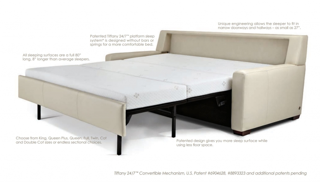 Bryson Comfort Sleeper U2013 Sofa Queen